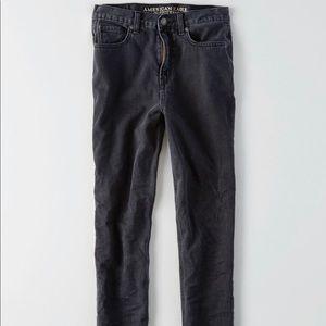 Mom Jeans AE 14 Reg